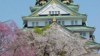My top 3 castles - Osaka Castle, Japan