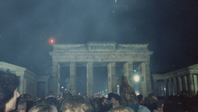 German reunification - Brandenburg Gate