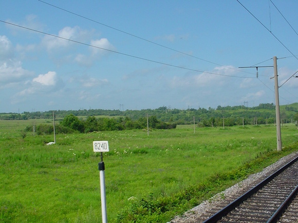 A long way to Moscow - doing nothing on the Trans-Siberian