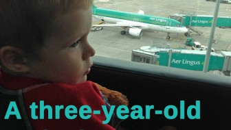 How I survived air travel with a three-year-old (long-haul, the worst kind!)