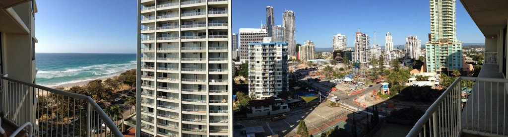 Gold-Coast-panorama-view