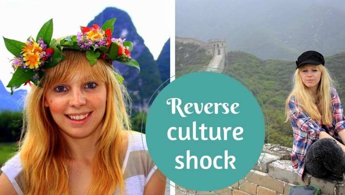 Agness suffered reverse culture shock after returning to Poland from China