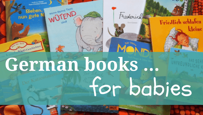 German Baby Books And Picture Finding For Kids