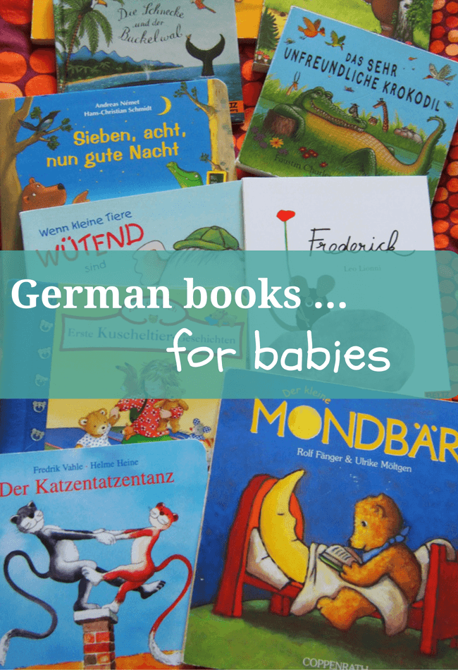 German books for babies