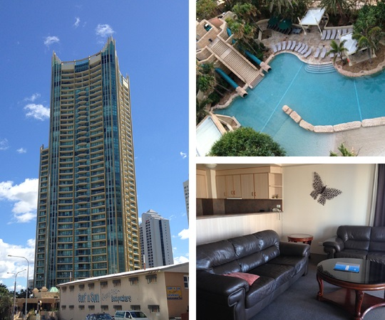 Gold Coast Accommodation, Whale Watching, That Long Beach