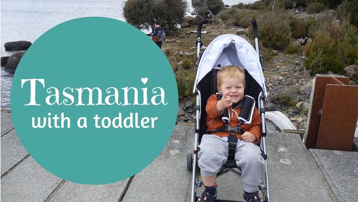 Itinerary for Tasmania with a toddler