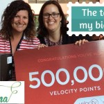 How I won half a million frequent flyer points on the Gold Coast