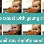 How to travel with young children