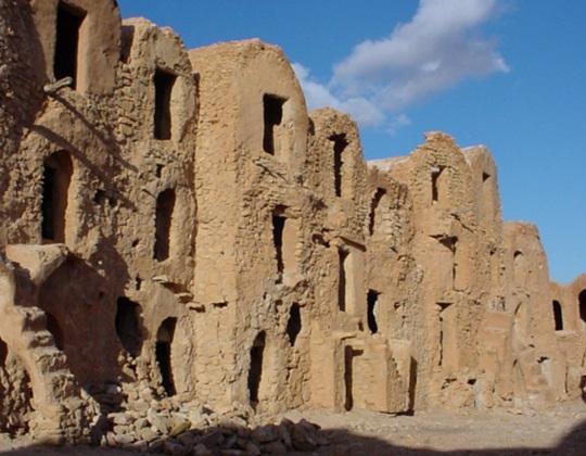 Ksar Megabla near Tataouine, Tunisia