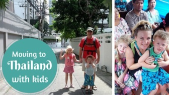 Moving to Thailand with kids