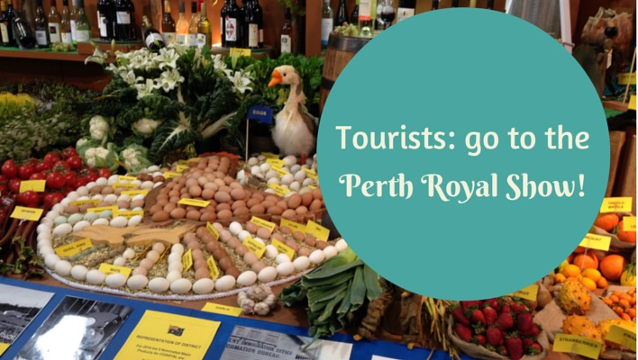 Perth Royal Show feature