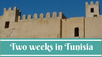 Two weeks in Tunisia - Backpacking itinerary