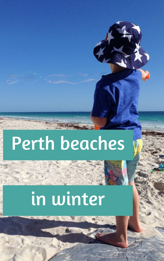 End of summer date in Perth