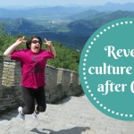 Reverse culture shock after China