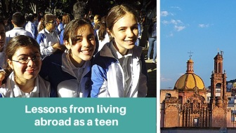 Guest post: 5 things my daughter is getting out of living abroad (whether she likes it or not)
