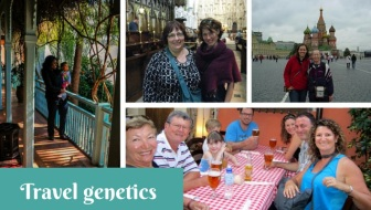 Travel genetics – how your parents influence your love of travel