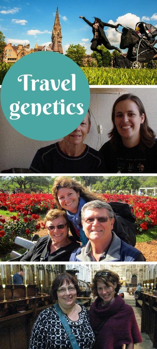 Travel genetics