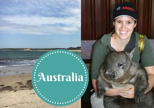 Australia - Amanda Kendle of Not A Ballerina