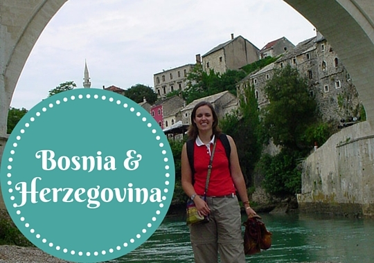 Bosnia & Herzegovina - Amanda Kendle of Not A Ballerina