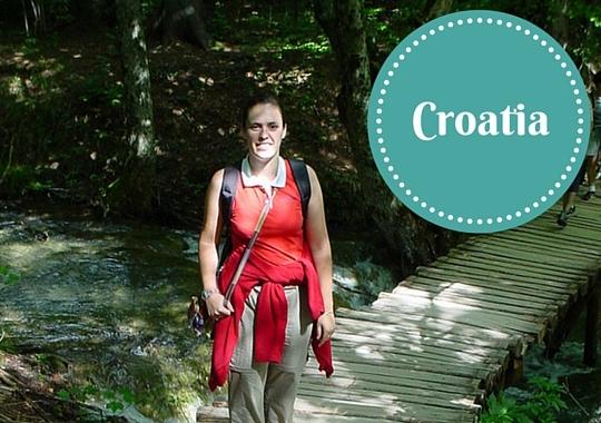 Croatia - Amanda Kendle of Not A Ballerina