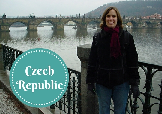 Czech Republic - Amanda Kendle of Not A Ballerina
