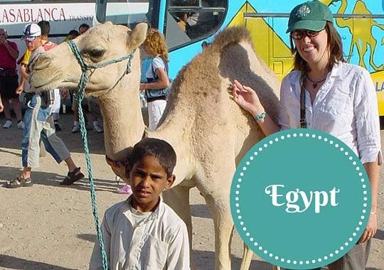 Egypt - Amanda Kendle of Not A Ballerina