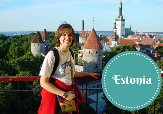Estonia - Amanda Kendle of Not A Ballerina