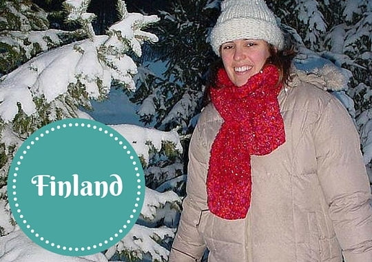 Finland - Amanda Kendle of Not A Ballerina