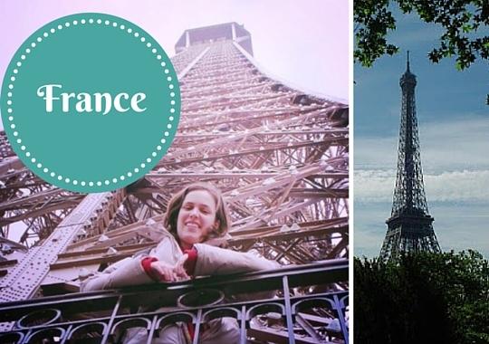France - Amanda Kendle of Not A Ballerina