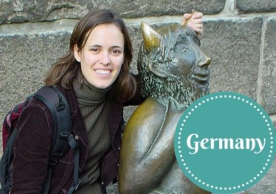 Germany - Amanda Kendle of Not A Ballerina