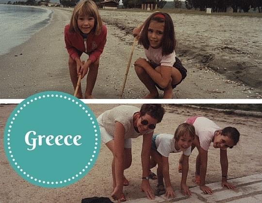 Greece - Amanda Kendle of Not A Ballerina