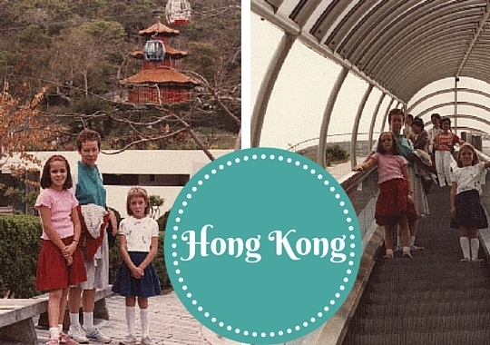 Hong Kong - Amanda Kendle of Not A Ballerina