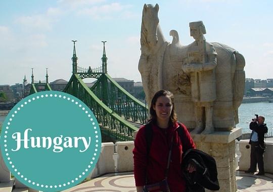 Hungary - Amanda Kendle of Not A Ballerina