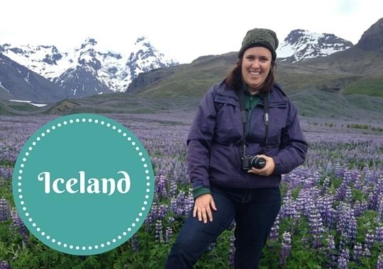 Iceland - Amanda Kendle of Not A Ballerina