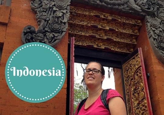 Indonesia - Amanda Kendle of Not A Ballerina