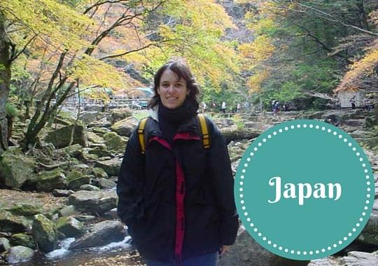 Japan - Amanda Kendle of Not A Ballerina