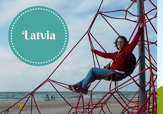 Latvia - Amanda Kendle of Not A Ballerina