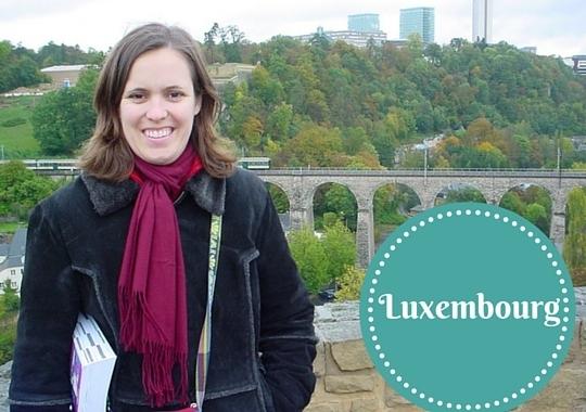 Luxembourg - Amanda Kendle of Not A Ballerina