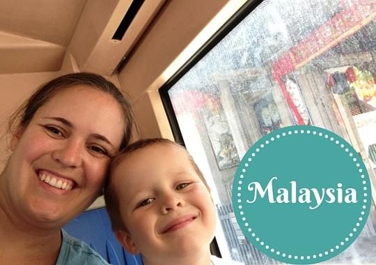 Malaysia - Amanda Kendle of Not A Ballerina