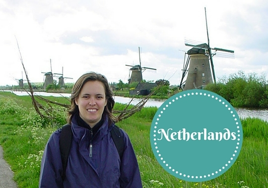 Netherlands - Amanda Kendle of Not A Ballerina
