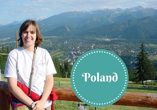 Poland - Amanda Kendle of Not A Ballerina