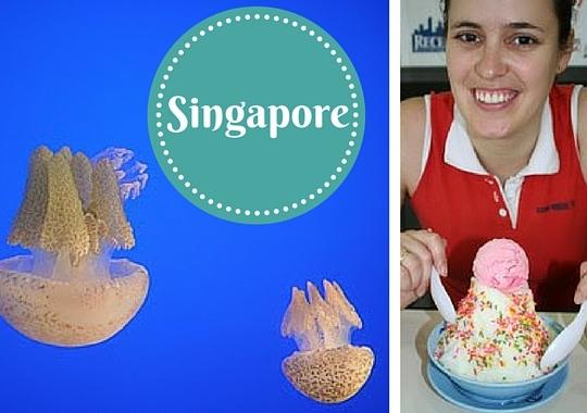 Singapore - Amanda Kendle of Not A Ballerina