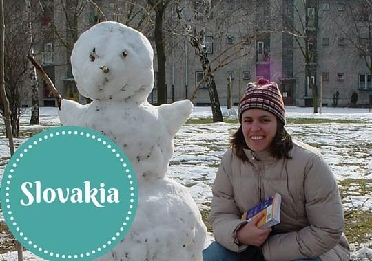 Slovakia - Amanda Kendle of Not A Ballerina