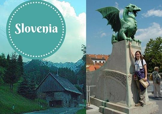 Slovenia - Amanda Kendle of Not A Ballerina