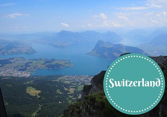 Switzerland - Amanda Kendle of Not A Ballerina