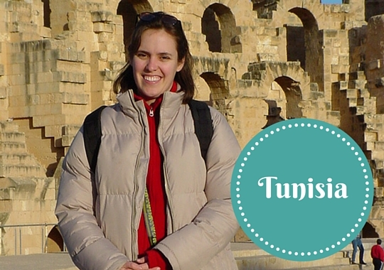 Tunisia - Amanda Kendle of Not A Ballerina