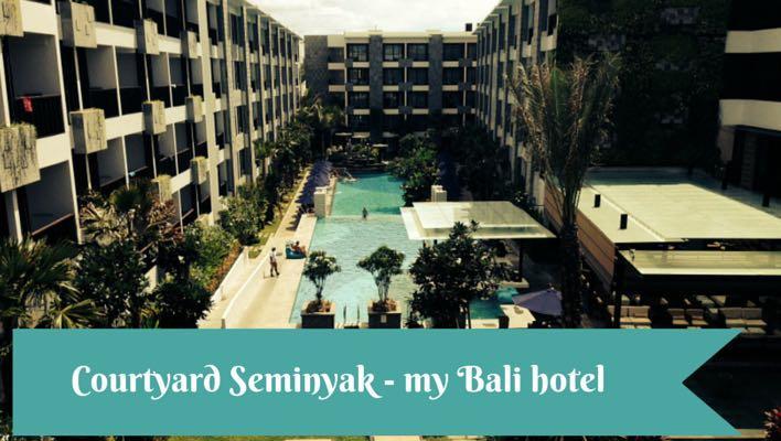 Courtyard Seminyak Marriott Hotel Bali