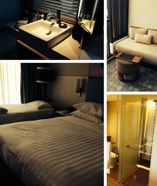 Courtyard Seminyak new hotel room - Bali hotels
