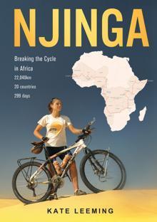 Njinga by Kate Leeming - great armchair travel read