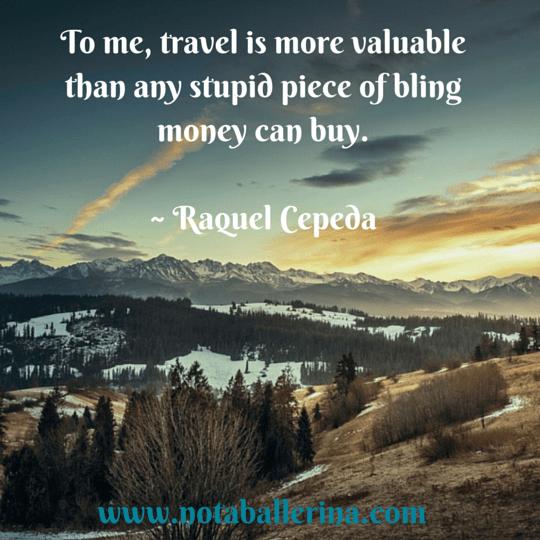 Travel Quote Raquel Cepeda